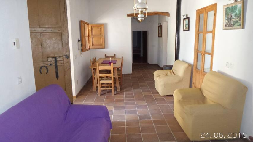 Habitación doble en Villa/Ibiza/wifi - Sant Josep de sa Talaia - Villa