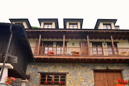 CAMÍN DE MUNIELLOS apartamentos rurales