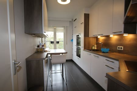A spacious and charming apartment in the city - Luxemburg - Lakás