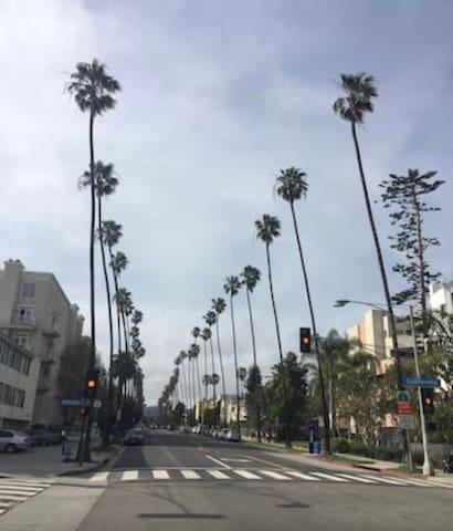 The bungalow hotspot 3rd street promenade studio - Santa Monica