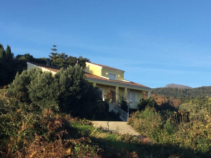 Casa sole e mare