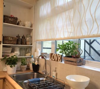 Charming,bright and spacious room in Wimbledon - Londres