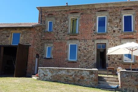Maison Vigneronne de la côte Roannaise - Pouilly-les-Nonains - Haus