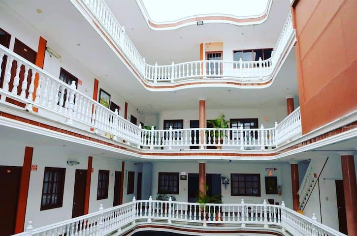 HOTEL REAL SANTA INÉS