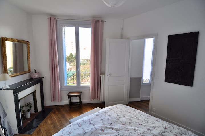 Charmante petite maison à deux pas de Paris