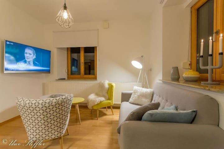 Maiere's Schaiere - Blaufelden - Apartament