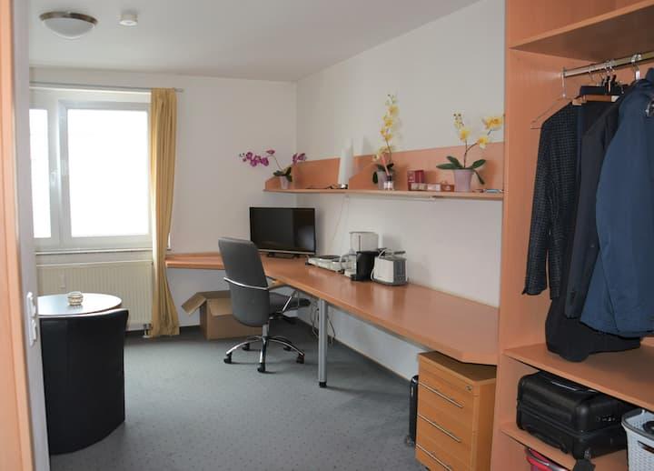 Gemütliches und einfaches 1-Zimmer Apartment