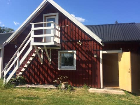 Mushers Lodge - apartment on a husky farm