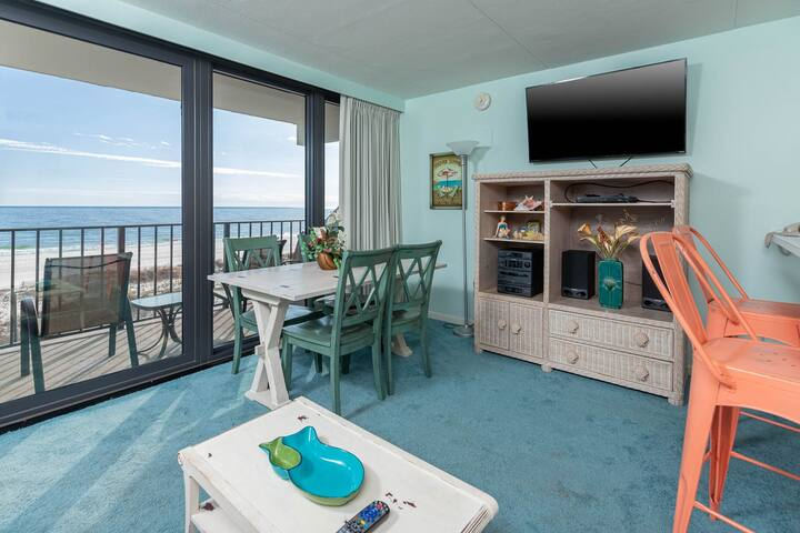 Gulf Front 1 Bedroom - Island Winds East 306