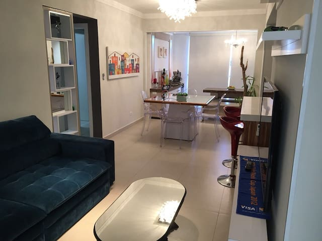 Apartamento Lindo com piscina no Guarujá