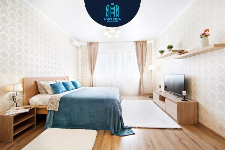 Апартаменты в Центре Краснодара у ТЦ Галерея
