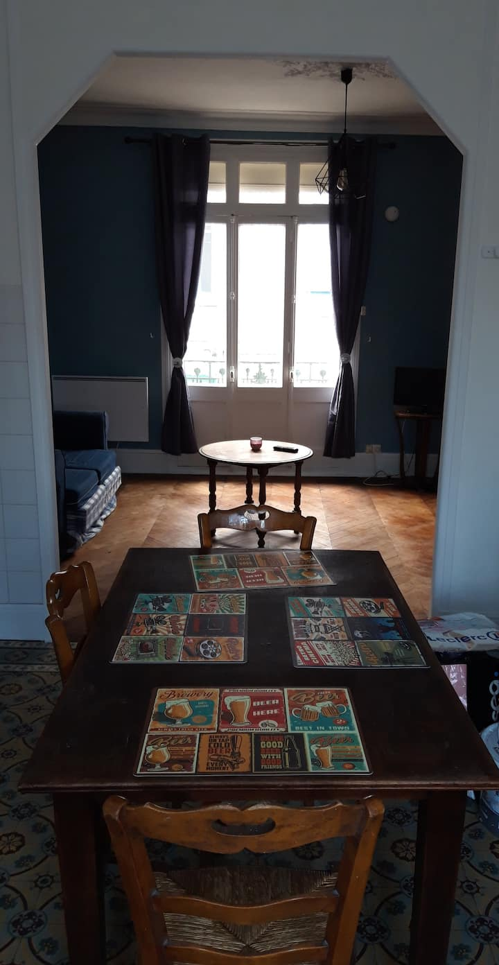 Petit studio à Mers