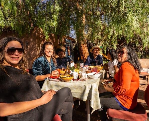 Encuentro Intercultural CKury  Lickan 2