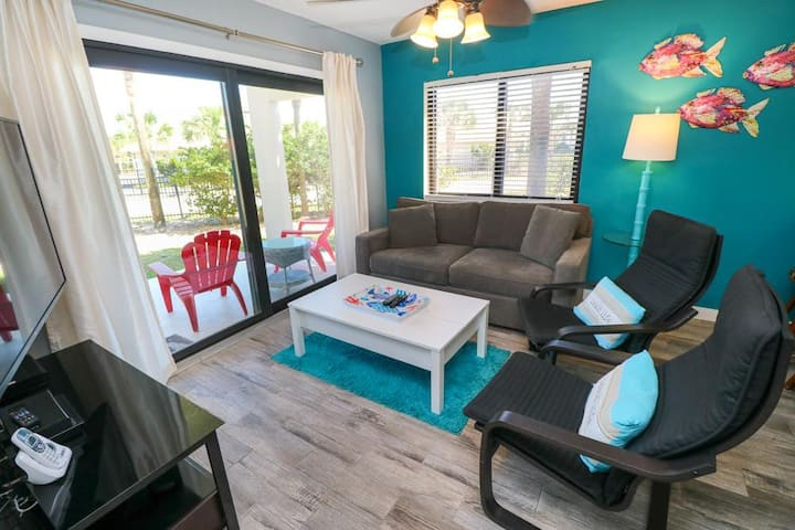 Fun Beach Getaway! St. Augustine 2BR -Ocean Village Club D14