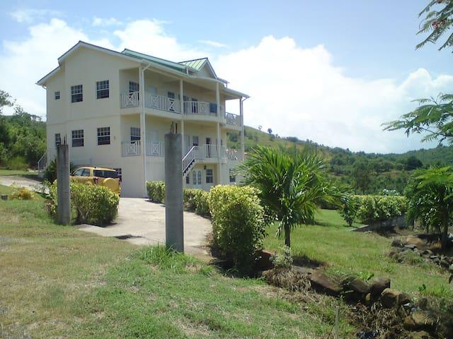 Crystal Heights, Savannes Bay - Apartment B