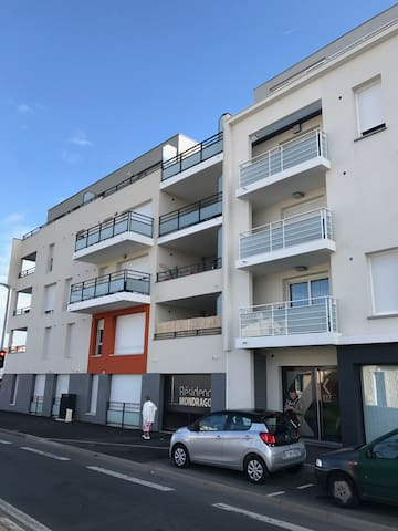 Très agréable studio La Rochelle - La Rochelle - Apartamento