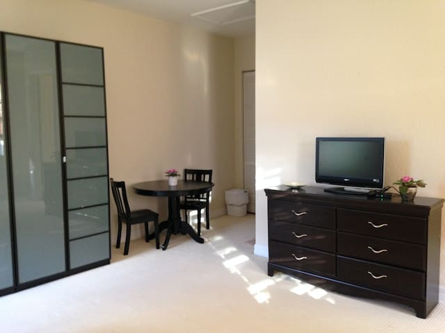 1 Bed/1 Bath 450 sq ft Studio Apt - Jupiter - Apartment