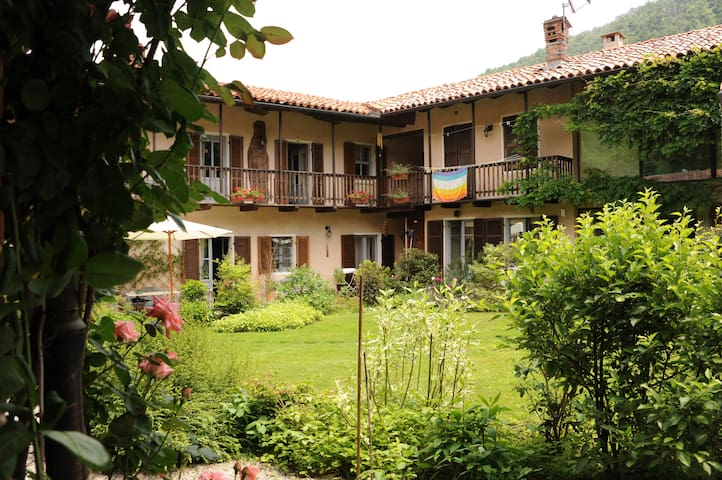 a haven of peace in a charming sawmill in Piedmont - Chiusa di Pesio - Apartamento