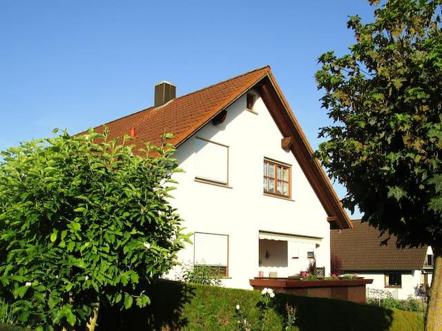 Ferienwohnung Göbel im fränkischen Weinland