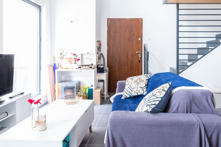 Beautiful apartment with terrace in Créteil