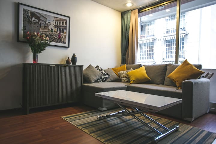 Cozy apartment in the heart of CDMX in Zona Rosa - Ciudad de México - Apartmen