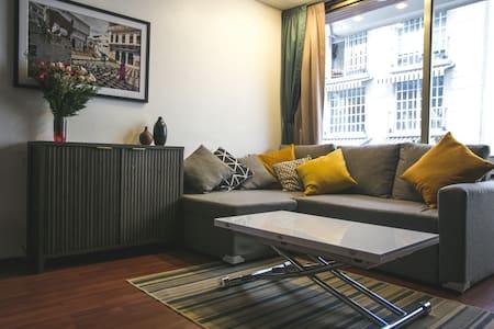 Cozy apartment in the heart of CDMX in Zona Rosa - Ciudad de México - Byt