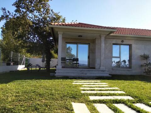 New Beach House Areabrava Hío - Cangas