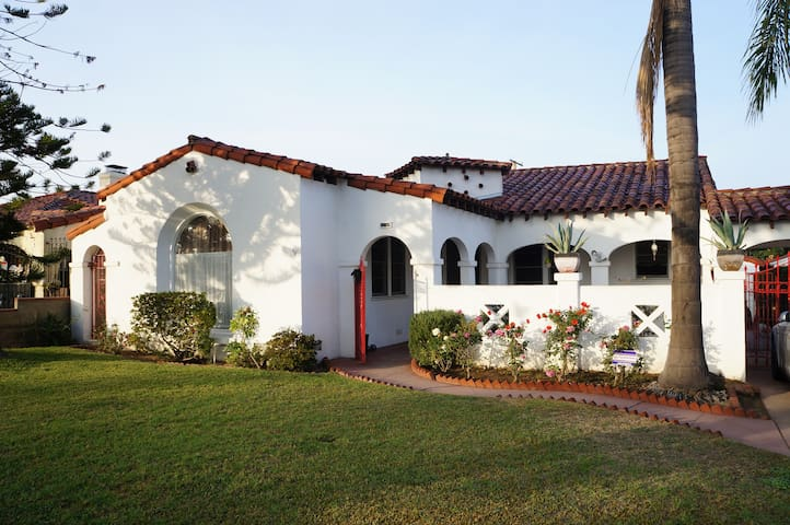 Nice Spanish Style Guest House - East Los Angeles - Huis