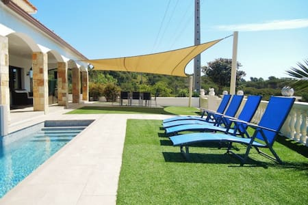 Villa Grand Verde with private pool in Calonge - Calonge