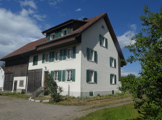 Our house / unser Haus