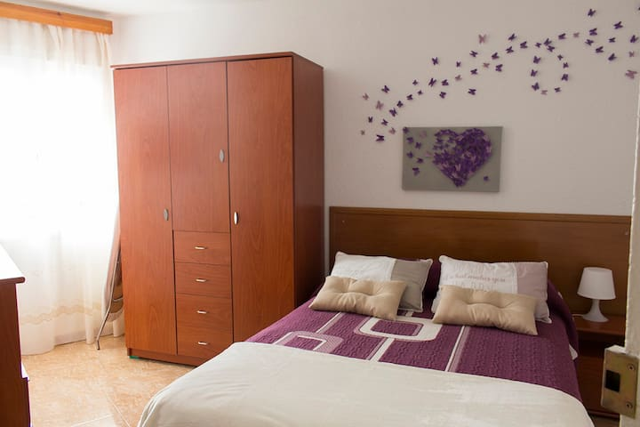 Apartment for couples (wifi) - Cuenca - Lägenhet