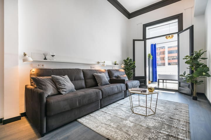 Beautiful central apartment