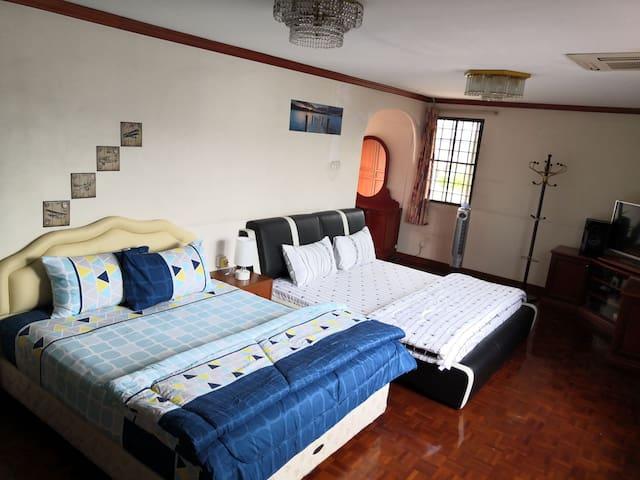 Friendly Affinity Home Stay@ Kota Kinabalu 民宿@亚庇