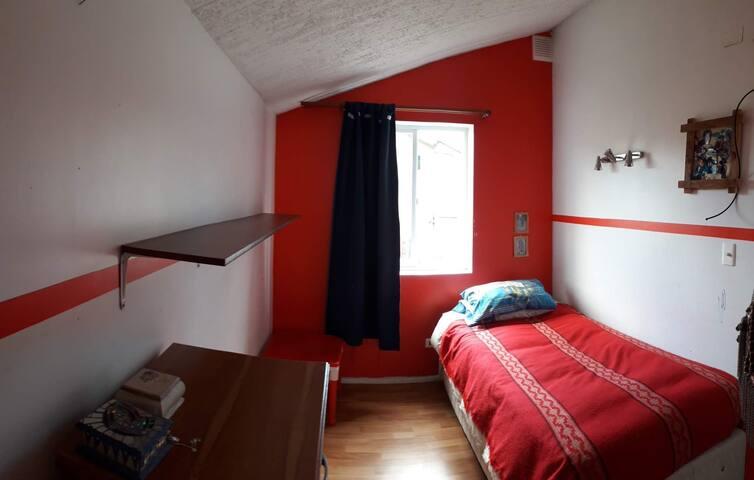 Casa para veranear en Villarrica