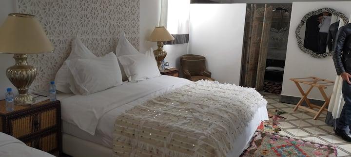 Riad New Moon  Samia Room