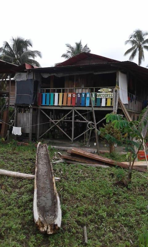Hostal Casa arco iris
