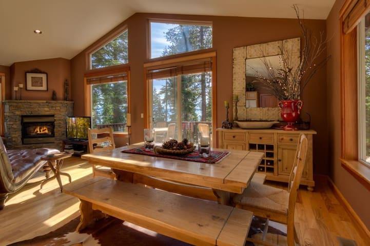 Elegant Mountain Home for Family memories