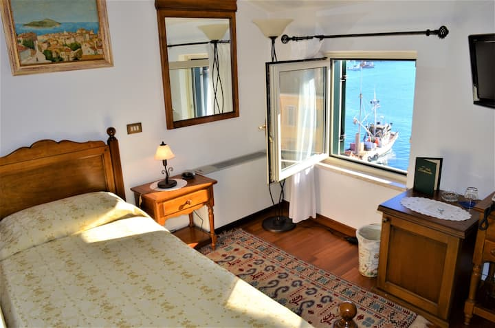 Single room sea view - Villa Tuttorotto
