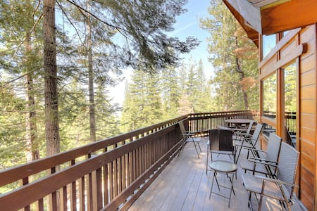 Tree Tops Cabin, excellent views! - Yosemite National Park - House