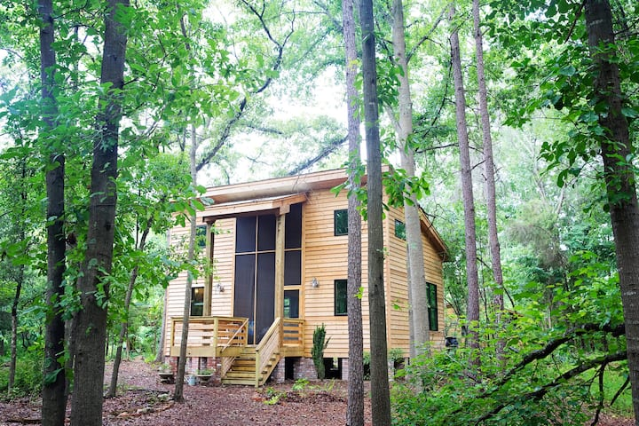 Eco-friendly tiny house near heart of Columbia