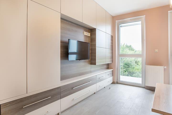 Najlepsze Miejsce - Apartament 39 z balkonem