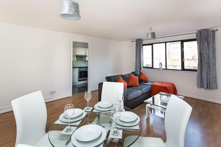 Quiet apartment in the Heart of St Albans