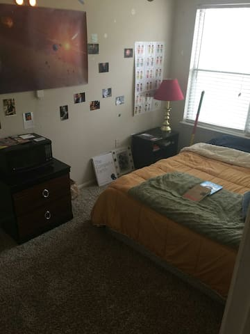 Cozy bedroom in town center vb - Virginia Beach - Wohnung