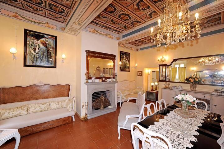 La casa di Benedetto Brin