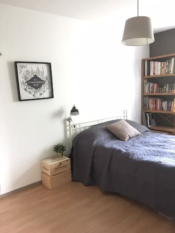 Private room 12mn from city center