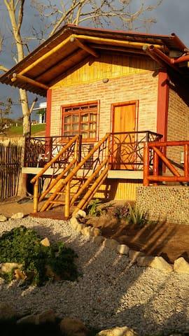 Casa Bella Vista Bungalow 1 - Manglaralto, Ecuador