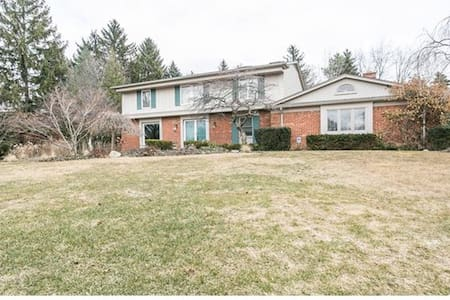 Bloomfield Hills 4 bedroom home - Bloomfield Hills - Дом
