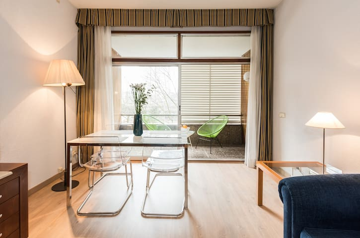 Corporate stays at the Eurobuilding II