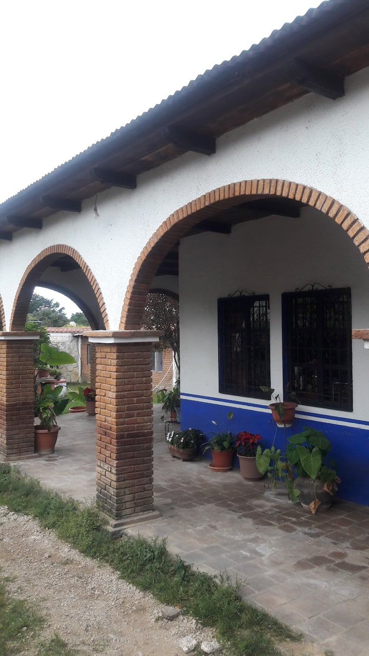 Casa del ángel