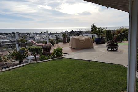 Spacious Suite. Ocean View, Patio, Spa & Privacy. - Pismo Beach - Ház